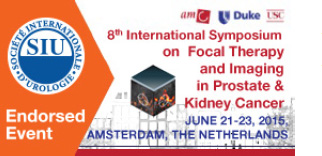 8th International Symposium on Focal Therapy and Imaging in Prostate and Kidney Cancer