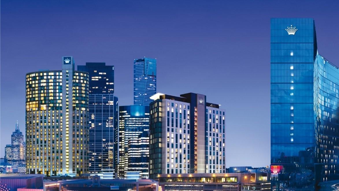 Crown Metropol Multi Level Parking Southbank Vic