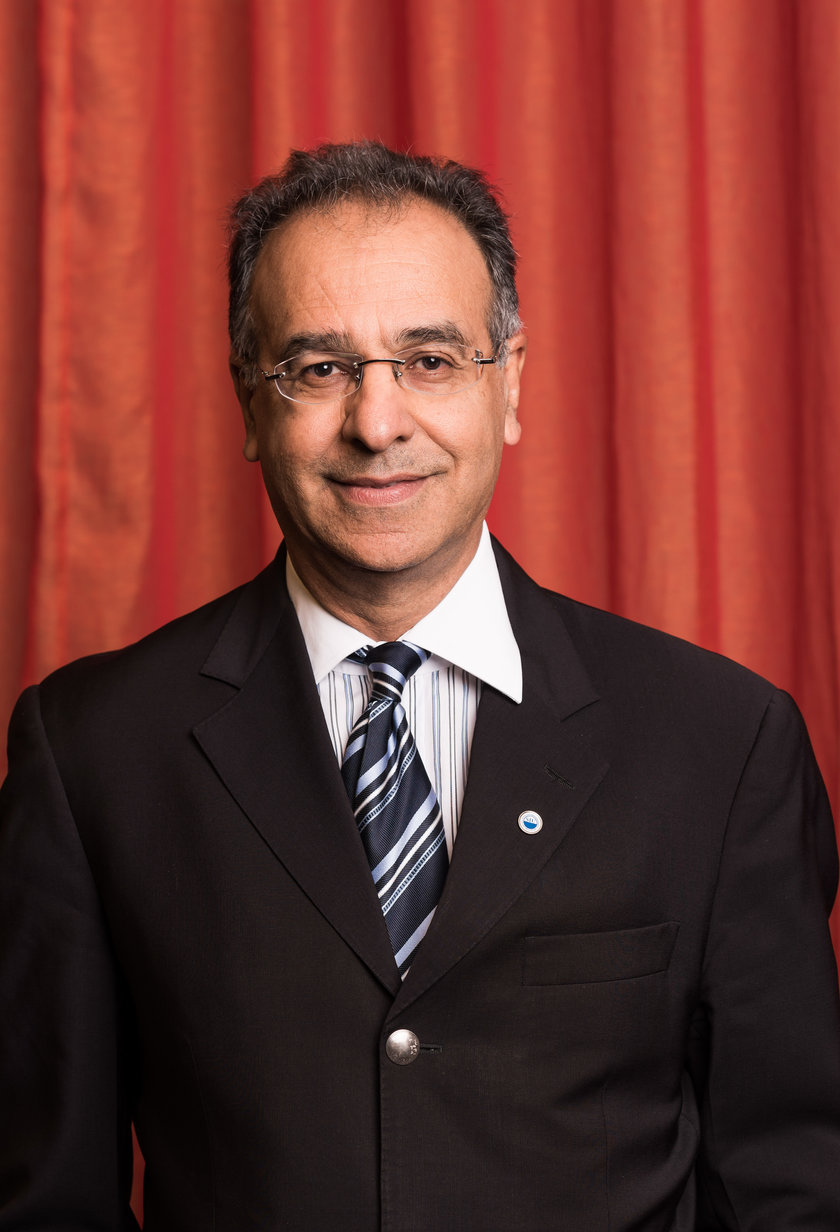 Saeed R. Samnakay