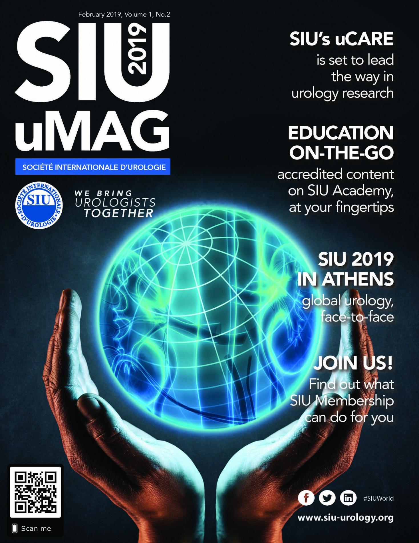UCSF-SIU Research Fellowship | Société Internationale d'Urologie